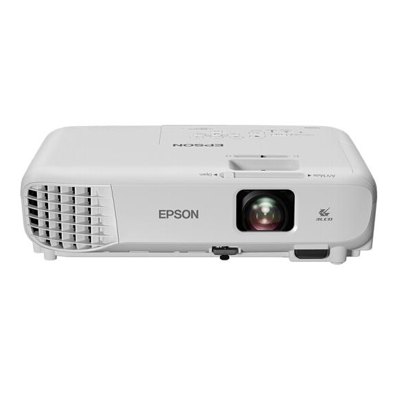 爱普生(EPSON)CB-X05投影仪 投影机办公 家用