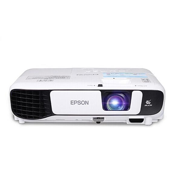 爱普生(EPSON)投影仪CB-W42 高清办公家用无线