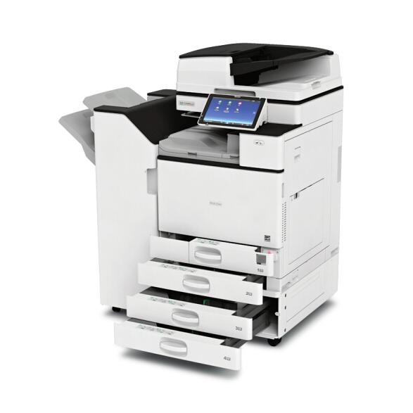 理光C3004exSP A3彩色复印机 双面+输稿器+网络
