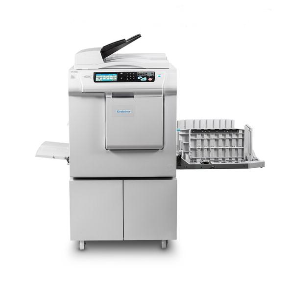 基士得耶(Gestetner)CP 7400C数码印刷机 速