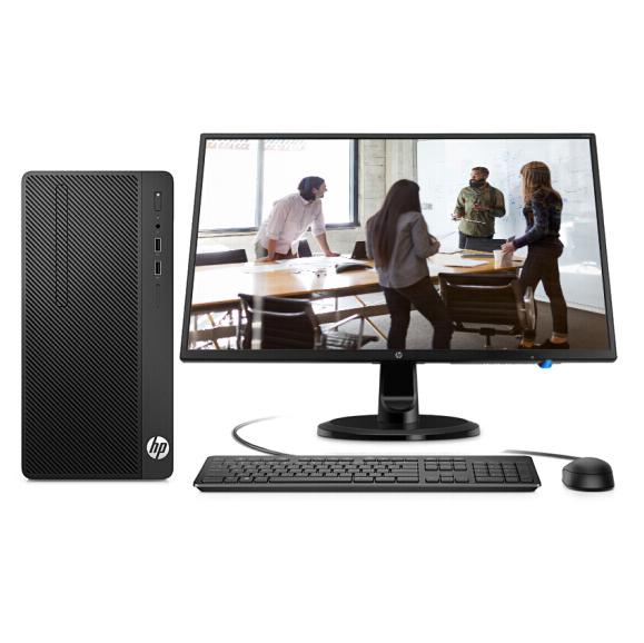 惠普(HP) Pro280G2MT升级款282G3MT 商务办公台式电
