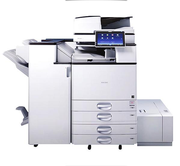 理光MP 3055SP黑白数码复合机A3复印机网络打印扫描