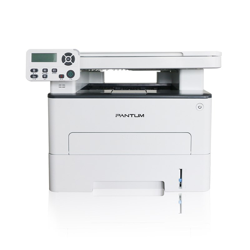 奔图M6700D打印机 扫描复印打印三合一多功能一体机 自动
