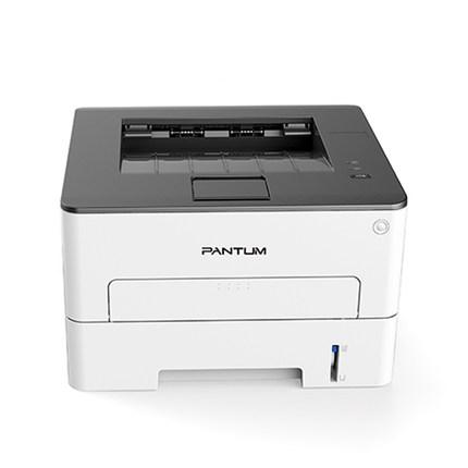 奔图P3010D黑白激光打印机 自动双面打印机 家用学生办公
